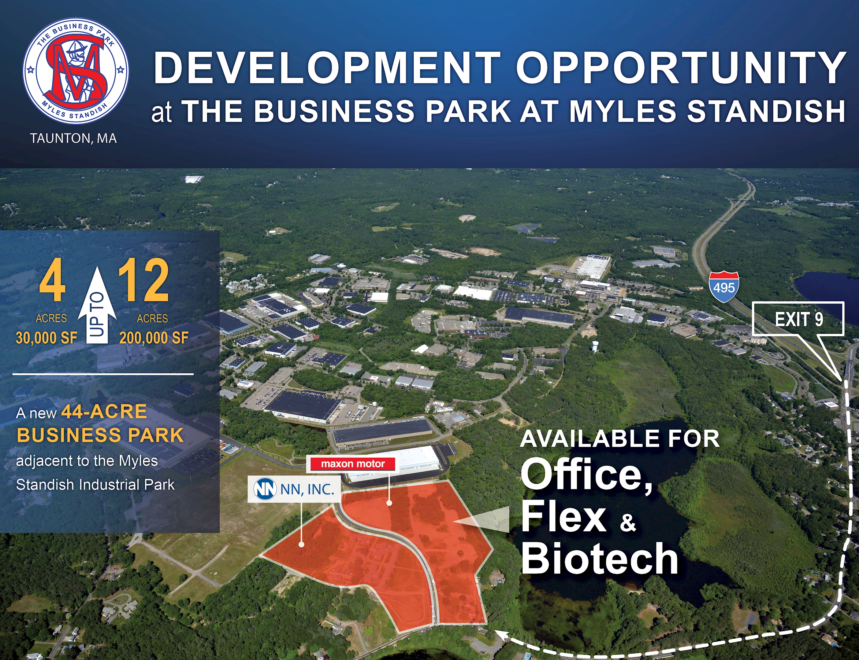 The Business Park at Myles Standish